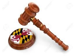 Maryland Gavel